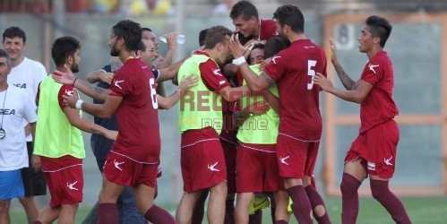 Photogallery Reggina-Casertana | Lega Pro 14/15 1^ Giornata