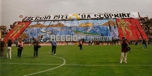 PhotoGallery Ultras Reggina Story   La 1^ Promozione in A