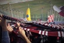 """""""Amaranto eternamente…"""" Storia di un derby che la Reggina non ha perso (FOTOeVIDEO)/La partita"""