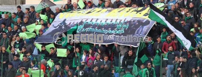Derby a Palmi, si gioca al Lopresti: indetta giornata neroverde, info biglietti
