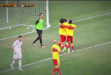 #SaveReggina, goleada a Benevento: amaranto di corsa verso la D