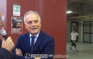 """[VIDEO] Colomba a RNP:""""Ogni volta che torno a Reggio mi si accende qualcosa dentro…"""""""