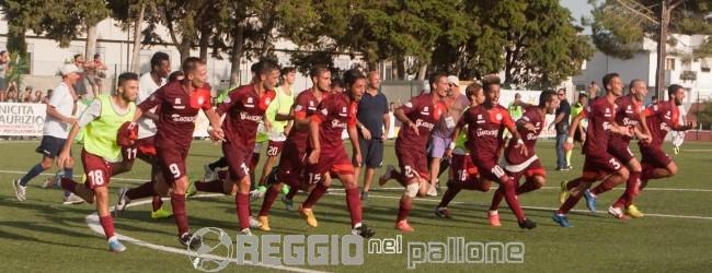 Serie D, il recupero: prima gioia per il Roccella, Troina battuto nel finale