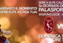 Sporting Locri ospita Fasano. Vincere è d'obbligo.