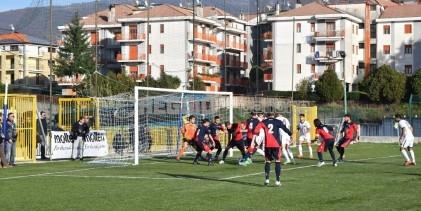 Serie D, 26^ giornata: pari Cittanovese, scivola il San Luca, Roccella beffato