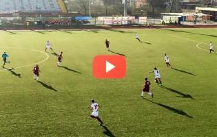 [VIDEO] Sarnese-Reggio Calabria 1-1, HIGHLIGHTS: urlo Zampaglione, gemma Di Capua