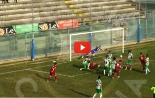 [VIDEO] Vigor-Reggio Calabria 1-1: gli HIGHLIGHTS, pari e brividi per gli amaranto