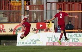 [VIDEO] Reggio Calabria-Siracusa 2-2, gli highlights: gol ed emozioni al Granillo