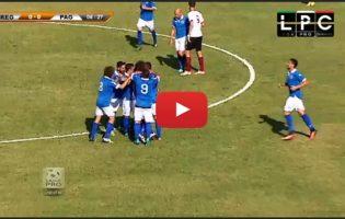 [VIDEO] Reggina-Paganese, gli HIGHLIGHTS del debutto in Coppa Italia Lega Pro