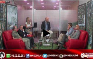 [VIDEO STREAMING LIVE] REGGINA IN RETE: ospite il DG Martino, partecipa alla trasmissione!