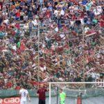 Reggina-Cosenza 2016/2017: ultras amaranto
