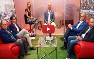 """[VIDEO] REGGINA IN RETE – La Reggina trionfa sul Messina, Sindaco e Presidente:""""Il calcio a Reggio è rinato"""""""