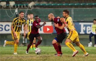 [VIDEO] Reggina-Juve Stabia 1-0, gli HIGHLIGHTS: Bangu fa esplodere il Granillo