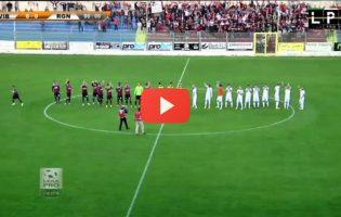 [VIDEO] Vibonese-Reggina 1-0, gli HIGHLIGHTS: storico successo per i rossoblu