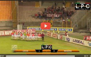 [VIDEO] Lecce-Reggina 1-0, gli HIGHLIGHTS della notte del Via del Mare
