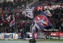 Cosenza, la rabbia dei tifosi non si placa: striscioni e manifesti contro Guarascio