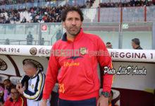 Juve Stabia, esonerato il tecnico reggino Fabio Caserta