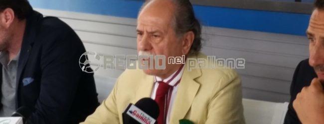 CLAMOROSO REGGINA, si dimette il presidente Praticò