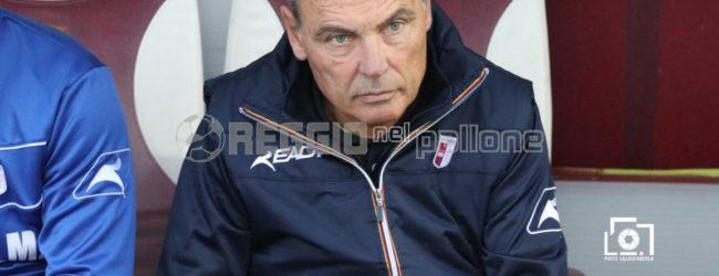 Ex Reggina: Nevio Orlandi riparte da Casarano