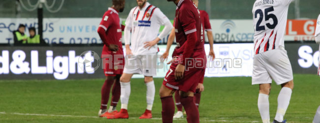 Ex amaranto, Baclet cerca un nuovo inizio: ritorno al gol con il Potenza
