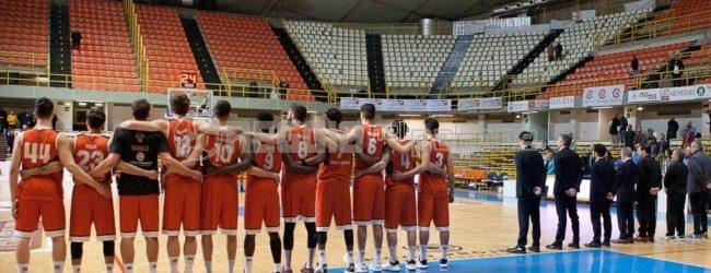 Basket, nessun rinvio: Pallacanestro Viola-Formia si giocherà domani