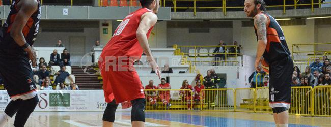 Basket, Pallacanestro Viola ancora sconfitta: al PalaCalafiore vince Molfetta