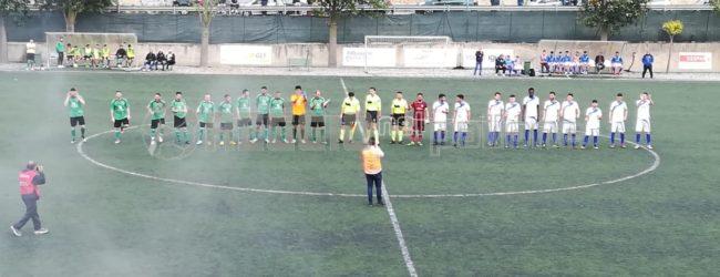 San Giorgio-Bovese 0-0 d.t.s., tabellino e voti