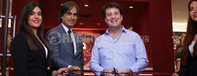 Reggina, Luca Gallo è un cittadino onorario di Reggio Calabria