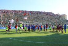 [FOTO] Delirio Reggina, sfoglia l'album della sfida col Catania