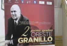 Torna il premio sportivo Oreste Granillo: domani la presentazione
