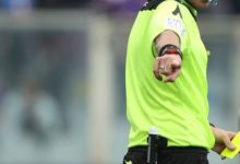Reggina-Salernitana: designato l'arbitro Abisso