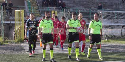 Serie D Girone I, programma e arbitri dell'8^ giornata