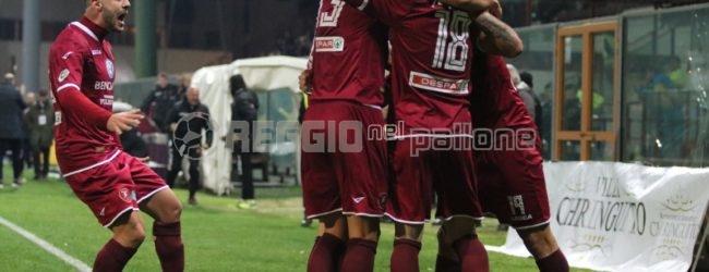 La Reggina ci ripensa, niente più ritiro in vista del big match col Bari