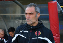 "Reggina, Toscano verso il debutto: ""Rivas e Sounas no, Lafferty ci sarà"""
