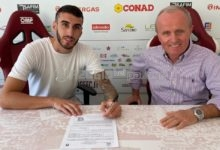 Serie B, la Reggiana è scatenata: ieri Voltan, oggi ufficiale Muratore