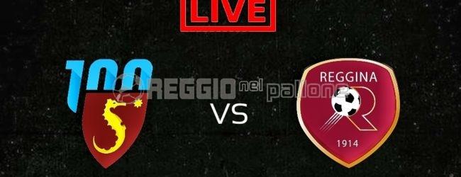 LIVE! Salernitana-Reggina su RNP: 1-1 FINALE!