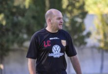 Clamoroso San Luca, esonerato l'allenatore Leo Criaco
