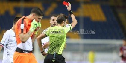 Serie B, arbitri: Robilotta per Monza-Reggina