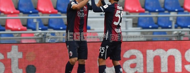 Bologna-Reggina 2-0: gli highlights (VIDEO)