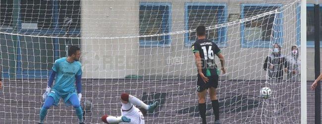 Serie B, l'Ascoli riprende l'Entella in nove uomini: la classifica aggiornata