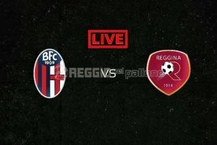 Bologna-Reggina, il tabellino LIVE