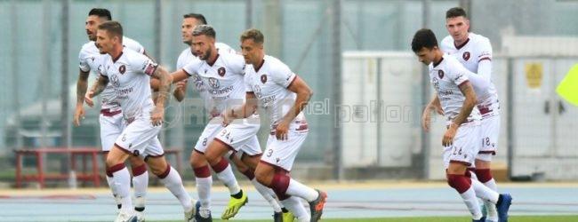 Reggina già a Bologna: testa alla Coppa Italia