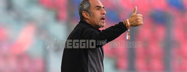 """Reggina, Toscano: """"Fatto bene contro una squadra blasonata, ora pensiamo alla Spal"""""""