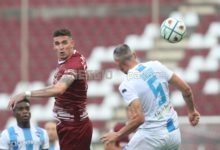 "Reggina, Toscano scopre due carte: ""Domani giocano Lafferty e De Rose"""
