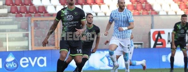 Reggina-Pisa, amaranto senza gol al Granillo da ottobre