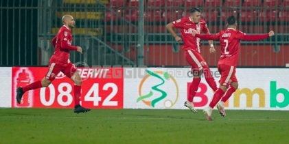 """Monza-Reggina, D'Errico: """"Vittoria importantissima"""""""