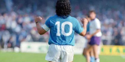 Calcio in lutto, è morto Diego Armando Maradona
