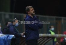 """Reggina-Pisa, D'Angelo in sala stampa: """"Siamo stati bravi a cercare gol con calma"""""""