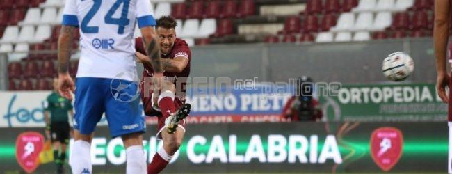 Reggina vs Brescia, un girone fa: il primo gol di Denis e l'ultima vittoria di Toscano