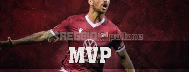 Reggina-Pordenone, l'MVP dei nostri lettori: Bellomo, un ingresso decisivo